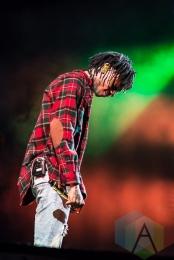 Wiz Khalifa. (Photo: Dale Benvenuto/Aesthetic Magazine Toronto)