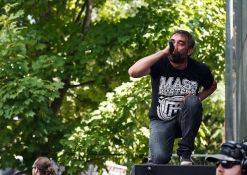 Mass Hysteria. (Photo: Heavy Montreal 2014)
