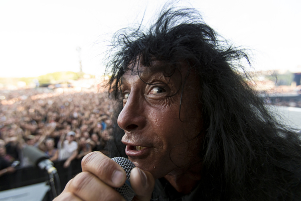 Anthrax. (Photo: Tim Snow)