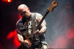 Slayer. (Photo: Tim Snow)
