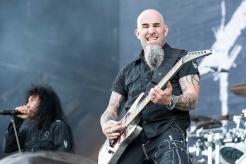 Anthrax. (Photo: Tim Snow)