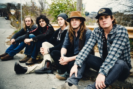The Glorious Sons.