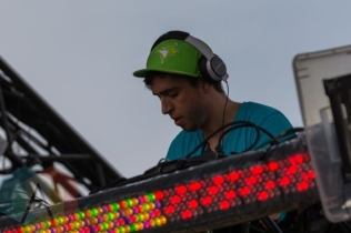 The Sour at VELD Music Festival 2014. (Photo: Angelo Marchini/Aesthetic Magazine Toronto)