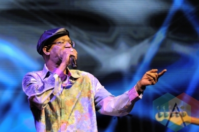 Beres Hammond. (Photo: Steve Danyleyko/Aesthetic Magazine Toronto)