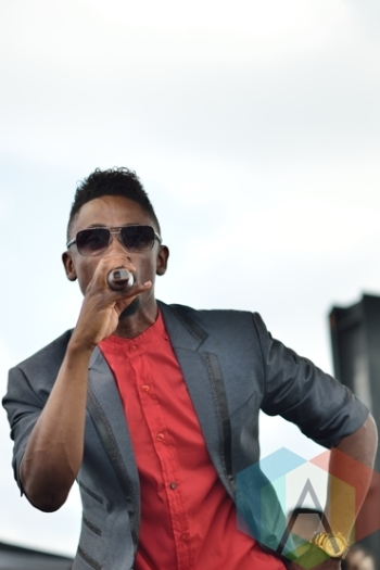 Christopher Martin. (Photo: Steve Danyleyko/Aesthetic Magazine Toronto)