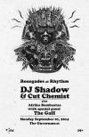 Contest: (19+) Win 2 Tickets to DJ Shadow & Cut Chemist inToronto!
