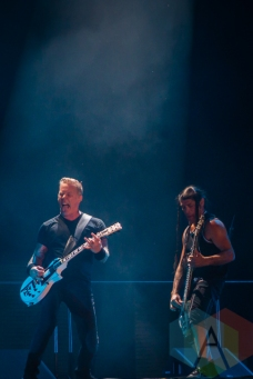 Metallica. (Photo: Scott Penner/Aesthetic Magazine Toronto)