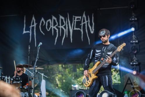 La Corriveau. (Photo: Scott Penner/Aesthetic Magazine Toronto)