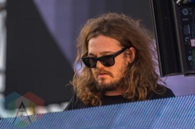 Tommy Trash at VELD Music Festival 2014. (Photo: Angelo Marchini/Aesthetic Magazine Toronto)