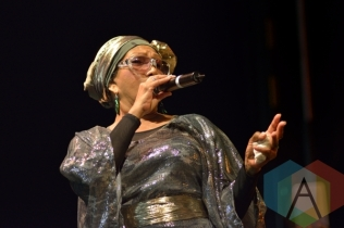 Marcia Griffiths. (Photo: Steve Danyleyko/Aesthetic Magazine Toronto)