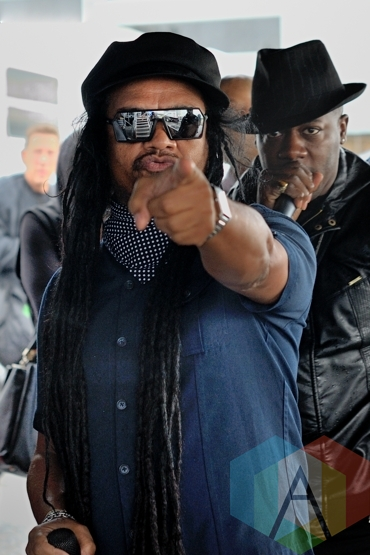 Maxi Priest. (Photo: Steve Danyleyko/Aesthetic Magazine Toronto)