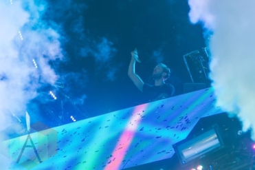 Calvin Harris at VELD Music Festival 2014. (Photo: Angelo Marchini/Aesthetic Magazine Toronto)