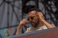 Mark Oliver at VELD Music Festival 2014. (Photo: Angelo Marchini/Aesthetic Magazine Toronto)
