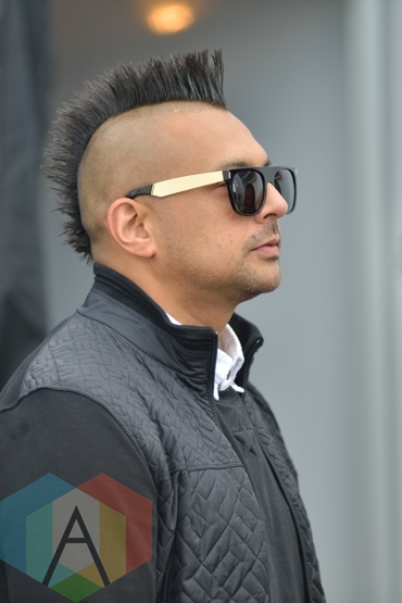 Sean Paul. (Photo: Steve Danyleyko/Aesthetic Magazine Toronto)