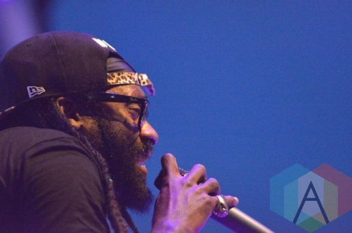 Tarrus Riley. (Photo: Steve Danyleyko/Aesthetic Magazine Toronto)