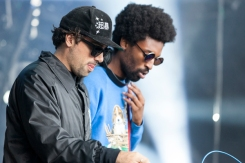 The Knocks. (Photo: Tim Snow)