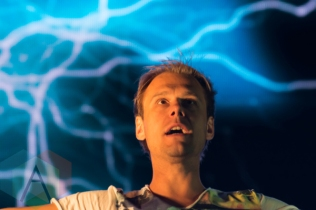 Armin van Buuren at VELD Music Festival 2014. (Photo: Angelo Marchini/Aesthetic Magazine Toronto)
