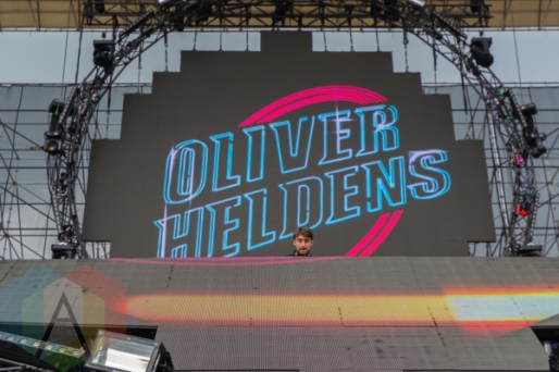 Oliver Heldens at VELD Music Festival 2014. (Photo: Angelo Marchini/Aesthetic Magazine Toronto)