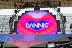 DANNIC at VELD Music Festival 2014. (Photo: Angelo Marchini/Aesthetic Magazine Toronto)
