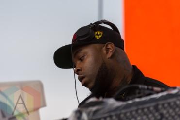 DJ Sliink at VELD Music Festival 2014. (Photo: Angelo Marchini/Aesthetic Magazine Toronto)