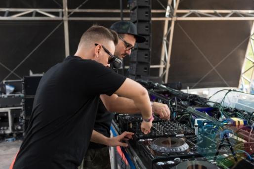 Hatiras at VELD Music Festival 2014. (Photo: Angelo Marchini/Aesthetic Magazine Toronto)