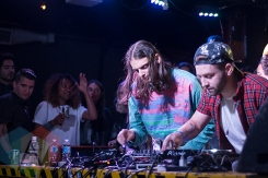 Zeds Dead. (Photo: Morgan Hotston/Aesthetic Magazine Toronto)