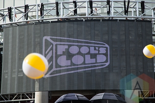 Fool's Gold Day Off 2014. (Photo: Brandon Lorenzetti/Aesthetic Magazine Toronto)