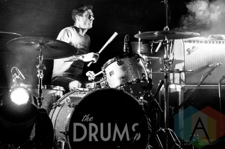 The Drums. (Photo: Krystle Merrow/Aesthetic Magazine Toronto)