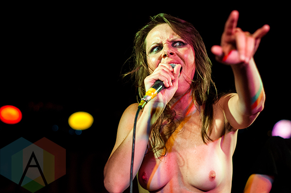 Vag Halen. (Photo: Krystle Merrow/Aesthetic Magazine Toronto)