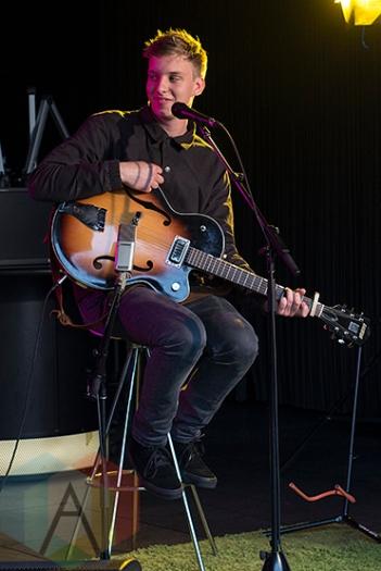 George Ezra. (Photo: Morgan Hotston/Aesthetic Magazine Toronto)