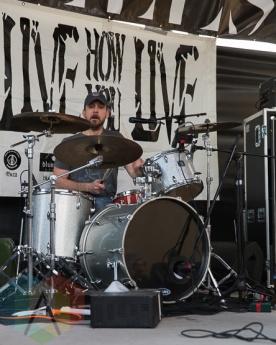 Live How You Live. (Photo: Fernando Paiz/Aesthetic Magazine Toronto)