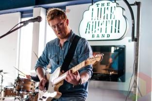 Luke Austin Band. (Photo: Josh Friesen/Aesthetic Magazine Toronto)