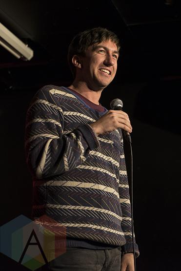 Mark Little. (Photo: Morgan Hotston/Aesthetic Magazine Toronto)