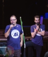 Photos: Matthew Good and Jay Baruchel @ Massey Hall