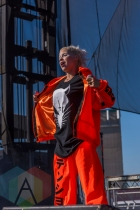 Die Antwoord. (Photo: Angelo Marchini/Aesthetic Magazine Toronto)