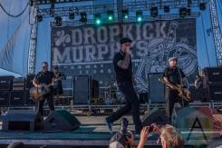 Dropkick Murphys. (Photo: Angelo Marchini/Aesthetic Magazine Toronto)