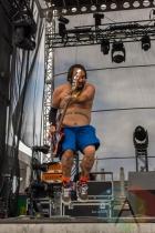 New Found Glory. (Photo: Angelo Marchini/Aesthetic Magazine Toronto)