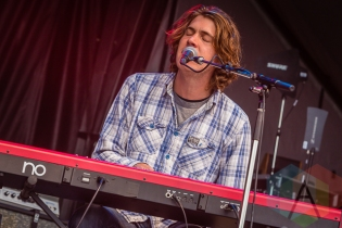 The Devin Cuddy Band. (Photo: Scott Penner/Aesthetic Magazine Toronto)