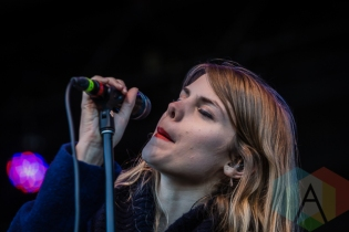Coeur de Pirate. (Photo: Scott Penner/Aesthetic Magazine Toronto)