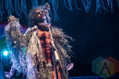 The Flaming Lips. (Photo: Katie Kuropas/Aesthetic Magazine Toronto)