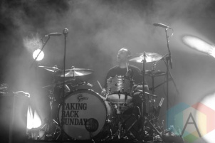 Taking Back Sunday. (Photo: Katie Kuropas/Aesthetic Magazine Toronto)