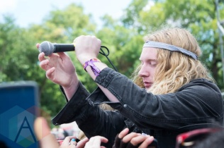 The Orwells. (Photo: Katie Kuropas/Aesthetic Magazine Toronto)