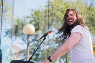 Andrew WK. (Photo: Katie Kuropas/Aesthetic Magazine Toronto)