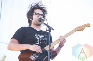 Motion City Soundtrack. (Photo: Katie Kuropas/Aesthetic Magazine Toronto)