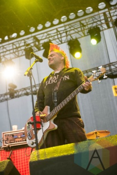 NOFX. (Photo: Katie Kuropas/Aesthetic Magazine Toronto)