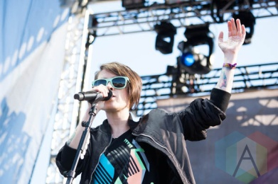 Tegan and Sara. (Photo: Katie Kuropas/Aesthetic Magazine Toronto)