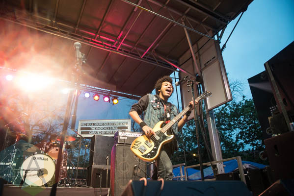 Radkey. (Photo: Katie Kuropas/Aesthetic Magazine Toronto)