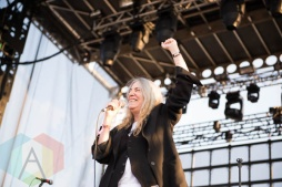 Patti Smith. (Photo: Katie Kuropas/Aesthetic Magazine Toronto)