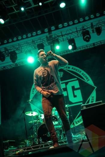 New Found Glory. (Photo: Katie Kuropas/Aesthetic Magazine Toronto)