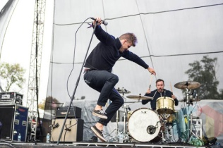 Circa Survive. (Photo: Katie Kuropas/Aesthetic Magazine Toronto)